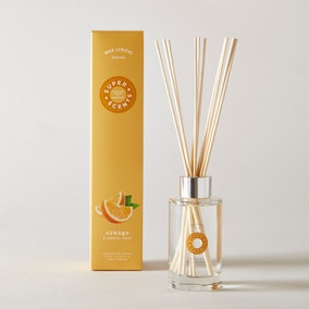Wax Lyrical Superscents Collection Orange Passion Fruit 100ml Reed Diffuser