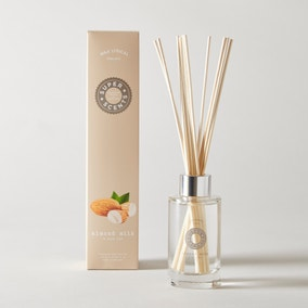 Wax Lyrical Superscents Collection Almond Milk 100ml Reed Diffuser