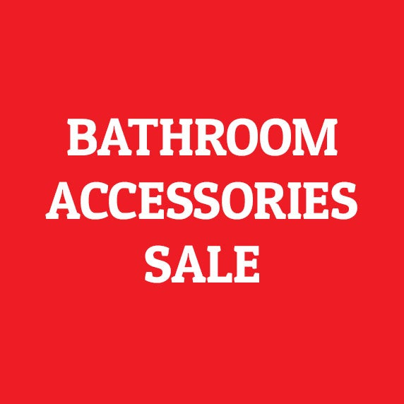 Bathroom sale dunelm for Toilet accessories sale