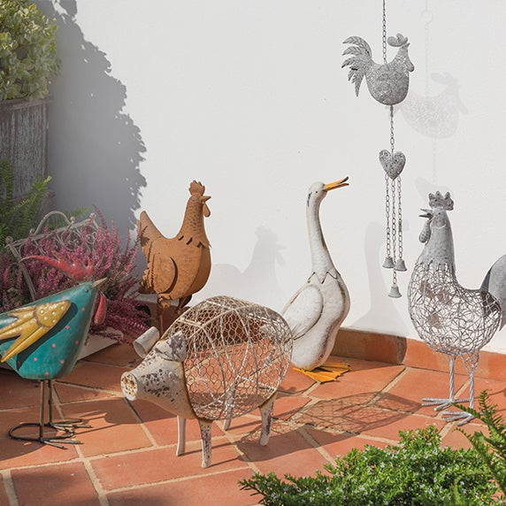 Garden Ornaments and Wall Art