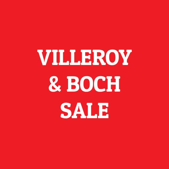 Villeroy and Boch Sale
