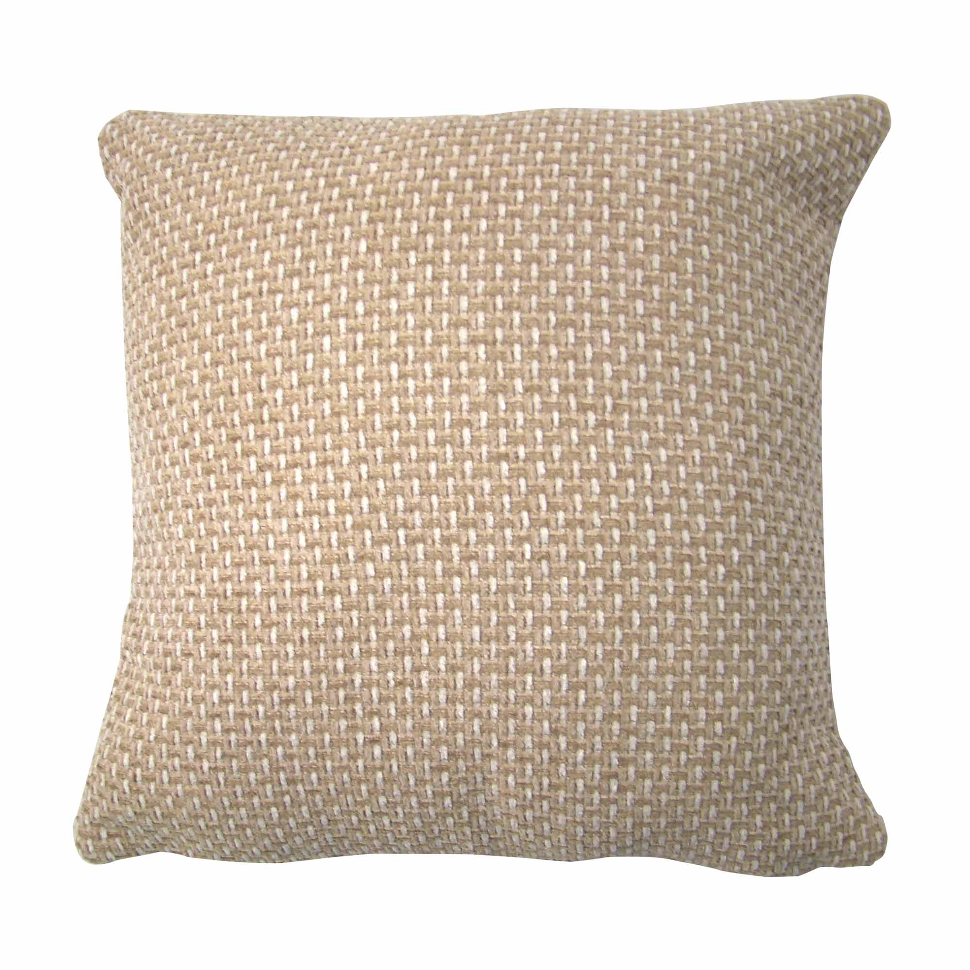 Photo of Tex weave cushion cover cream
