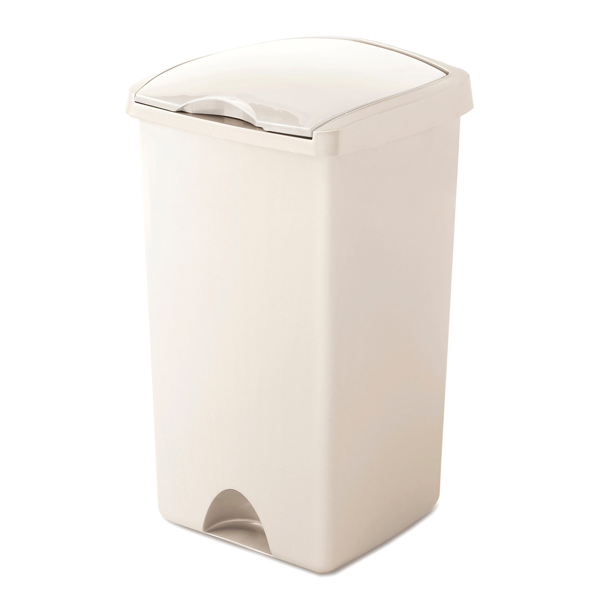Addis Cream 48 Litre Lift Up Bin Cream