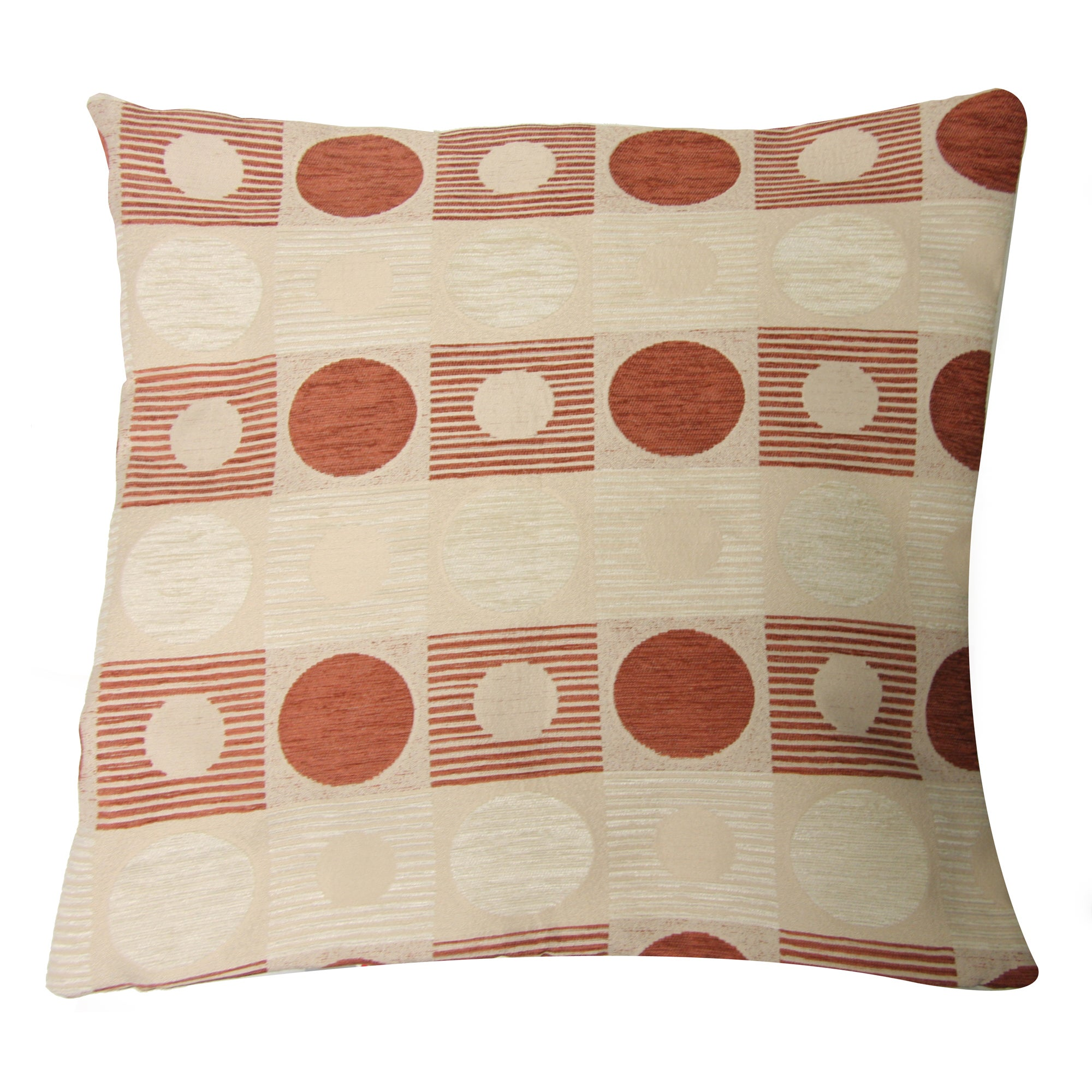 Photo of Richmond cushion cover terracotta