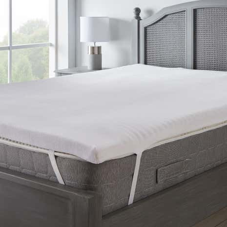 Value Memory Foam Mattress Topper
