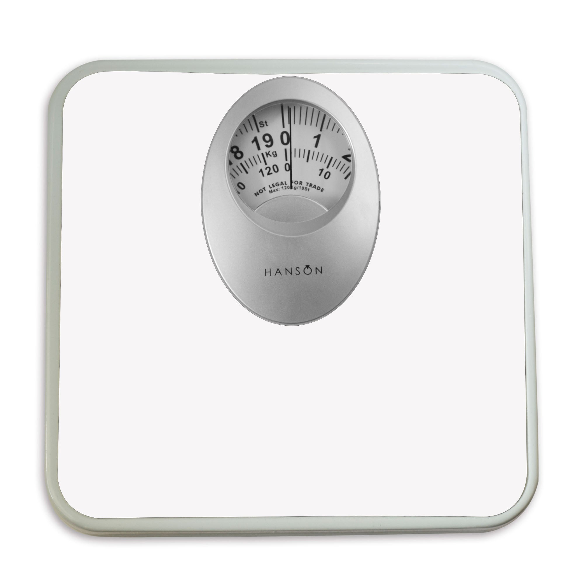 Image of Hanson H61 Mechanical Bathroom Scales White