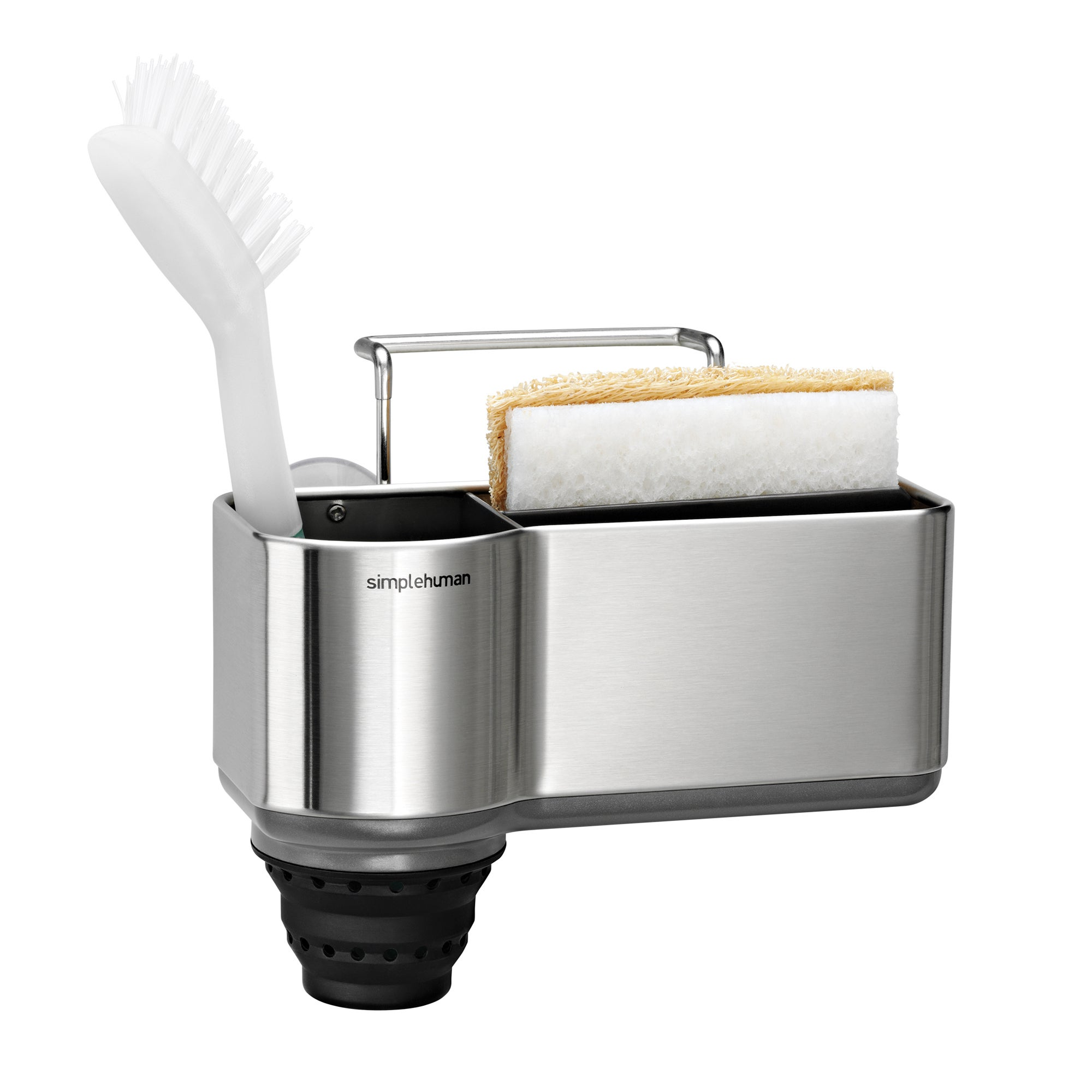 Photo of Simplehuman sink caddy silver