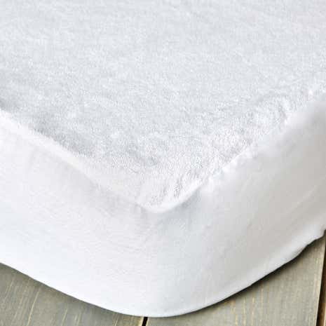 Staydrynights Terry Towelling Waterproof Mattress Protector