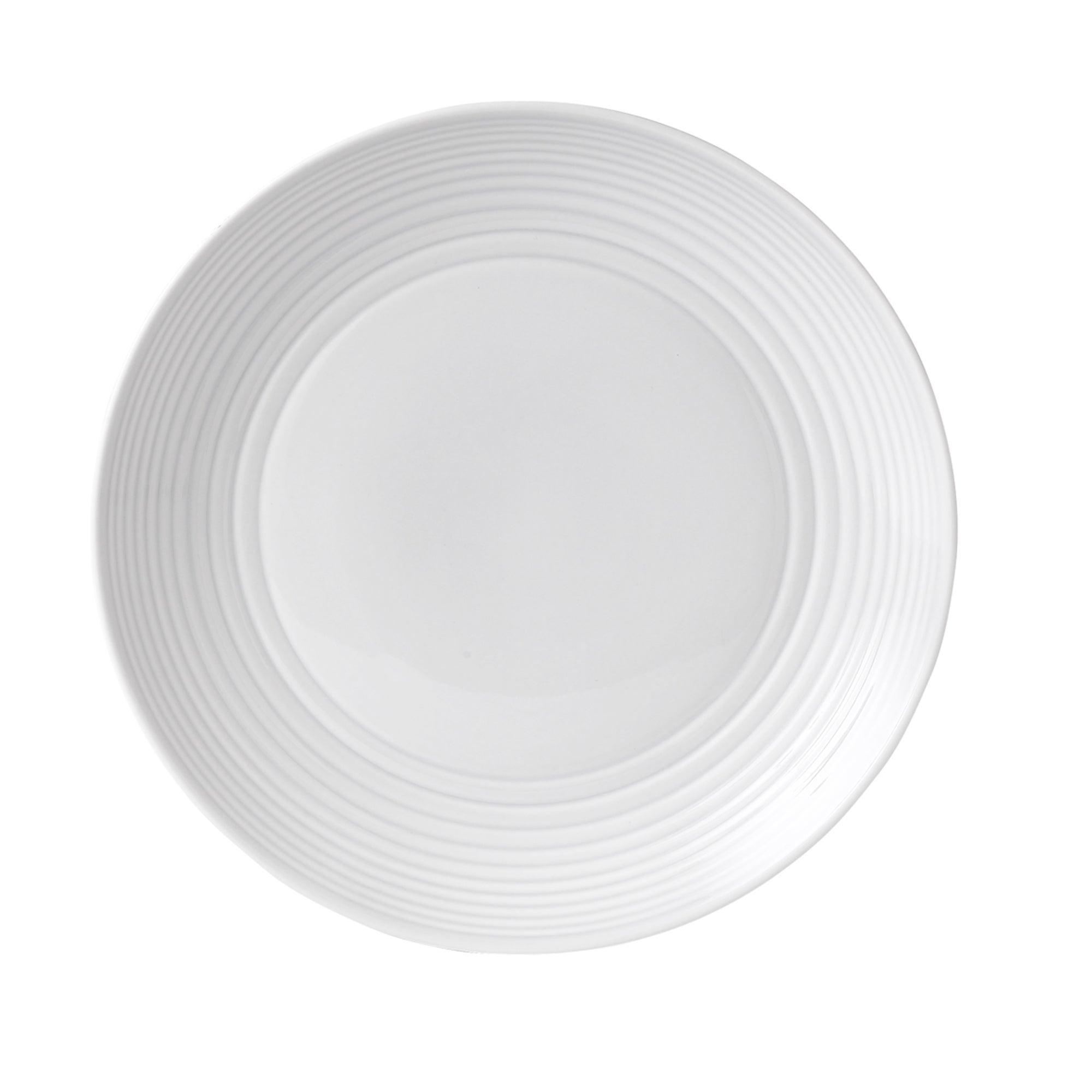 Image of Gordon Ramsay White Maze Dinner Plate White
