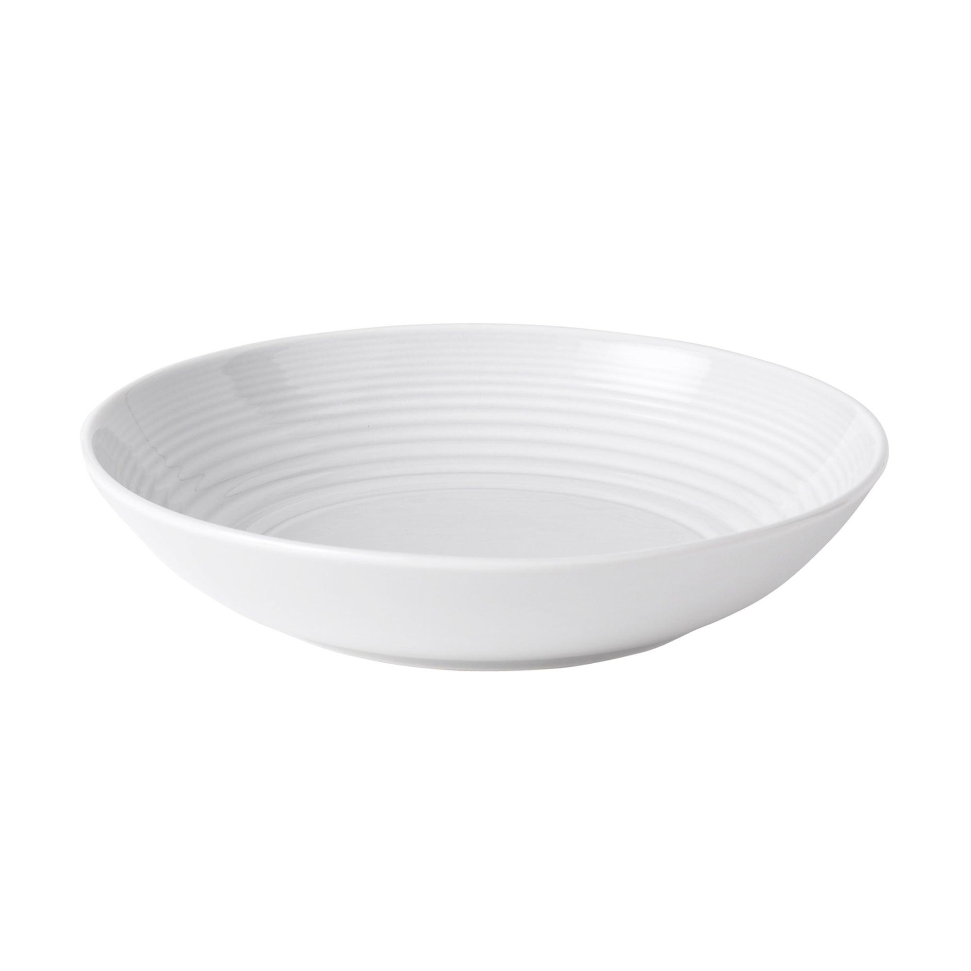 Image of Gordon Ramsay White Maze Pasta Bowl White