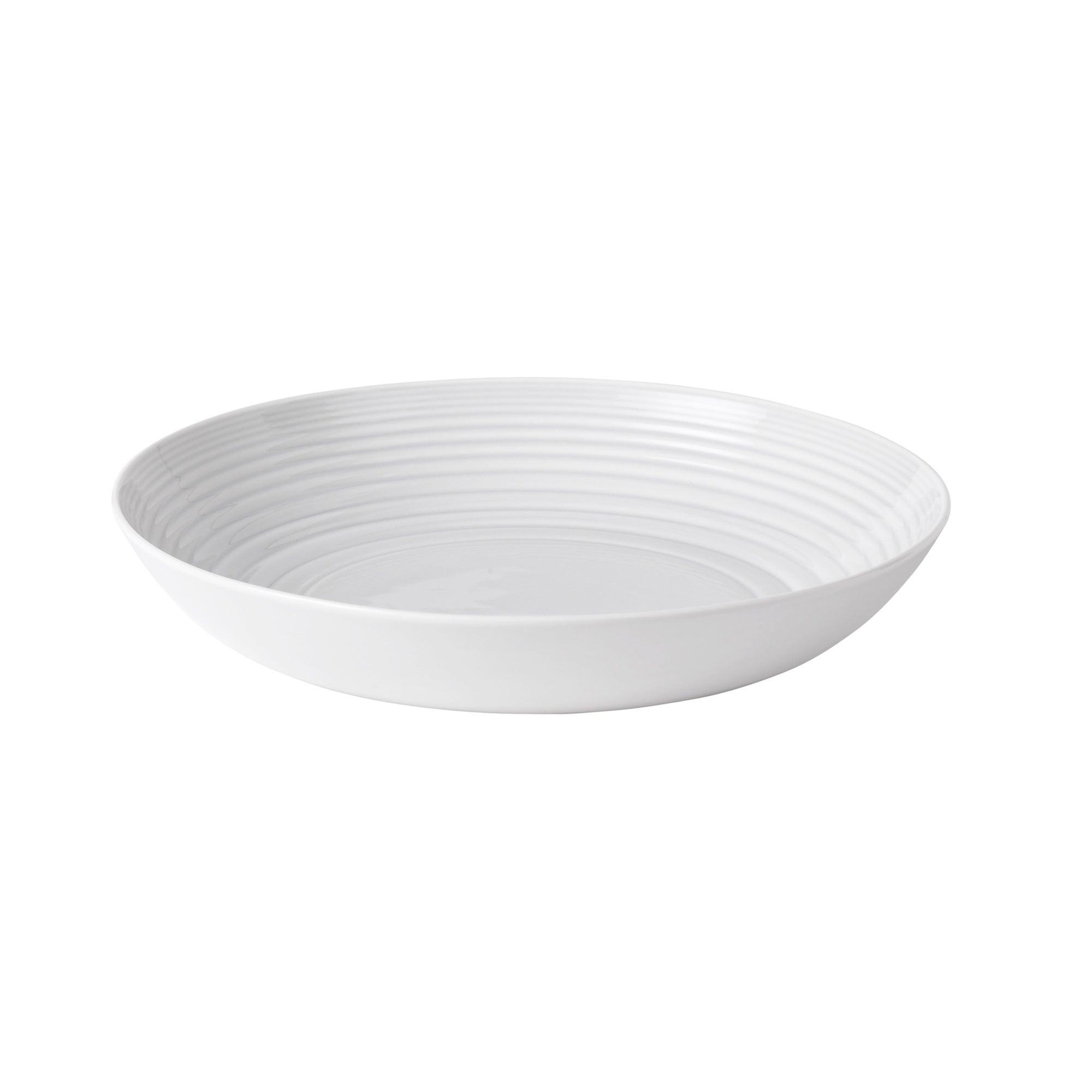 Photo of Gordon ramsay white maze serving bowl white