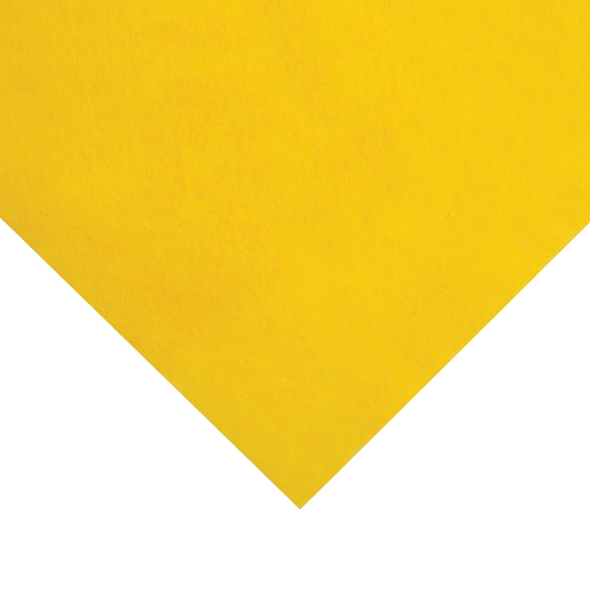Minicraft Felt Roll Yellow