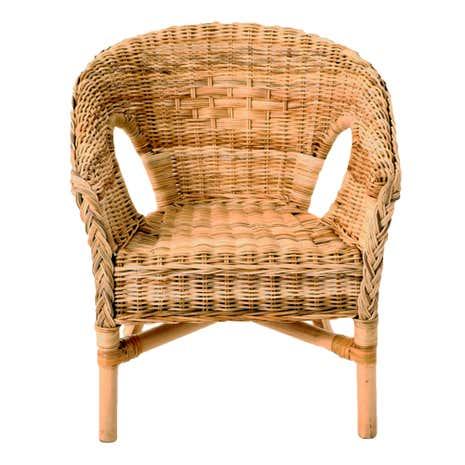 Wonderful Java Wicker Chair