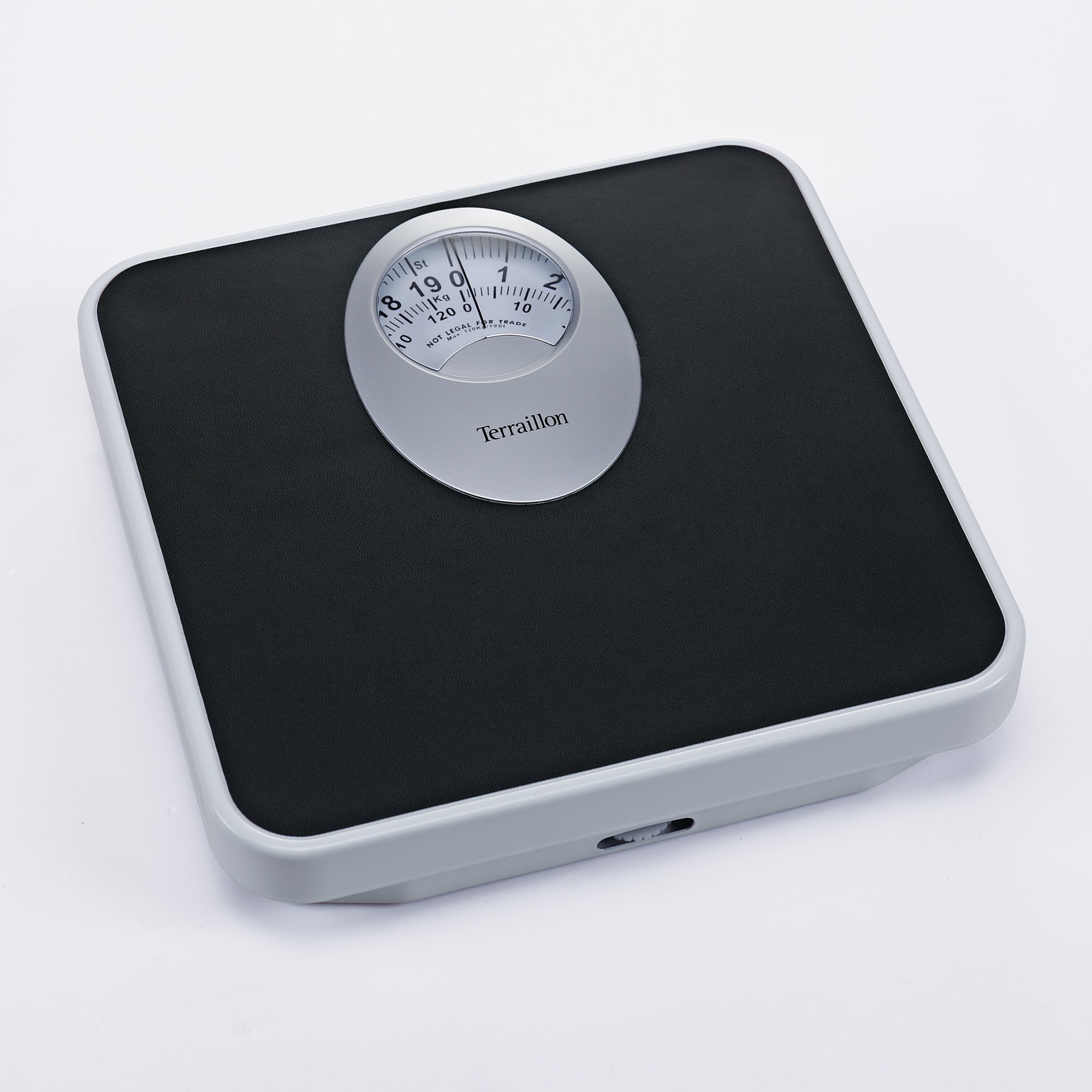 Image of Hanson H61 Mechanical Bathroom Scales Black