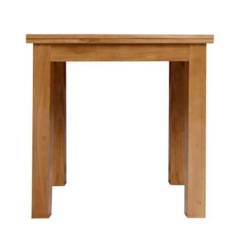 Dorchester Oak Flip Top Dining Table