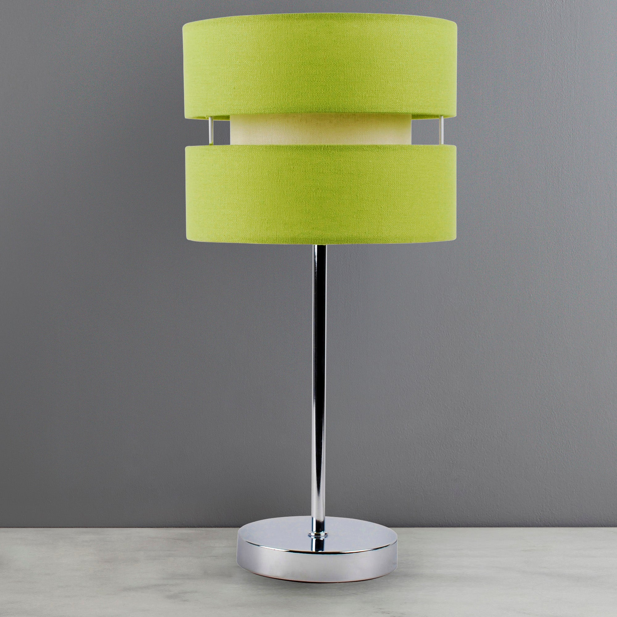 Photo of Frea table lamp olive green