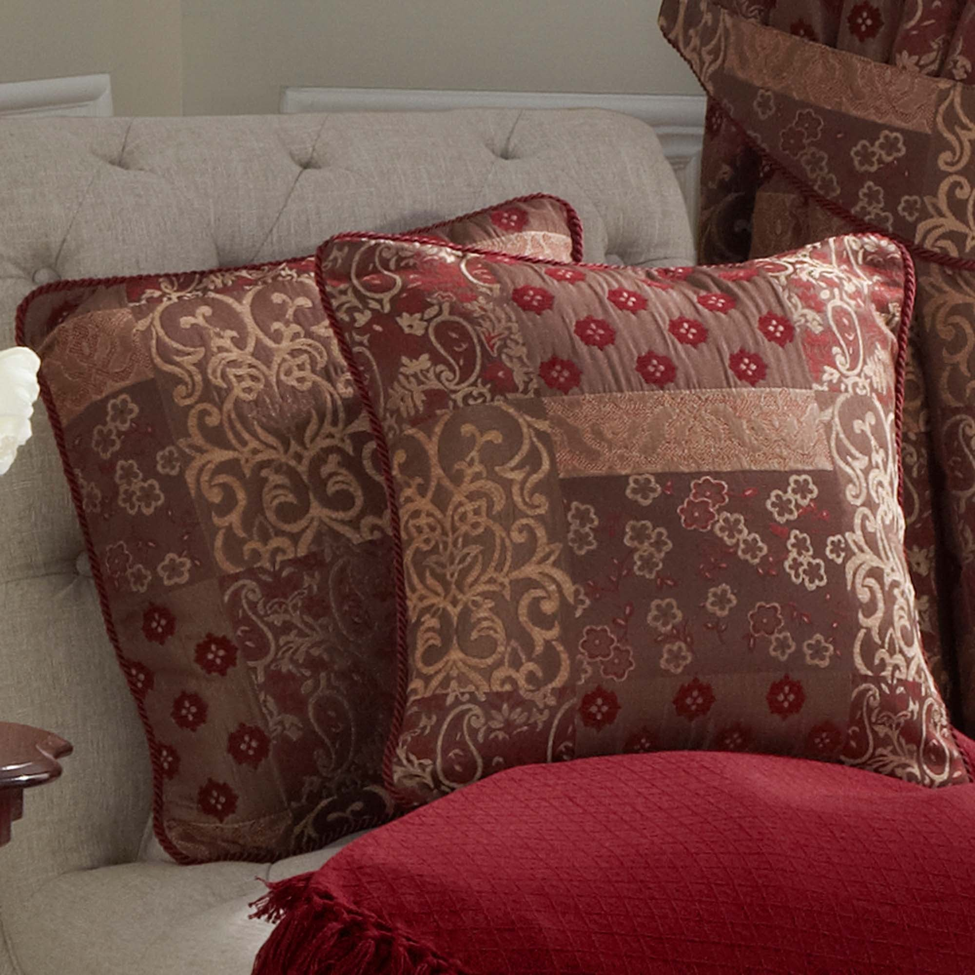 Best red fabric sofa prices in house accessories online for Space fabric dunelm