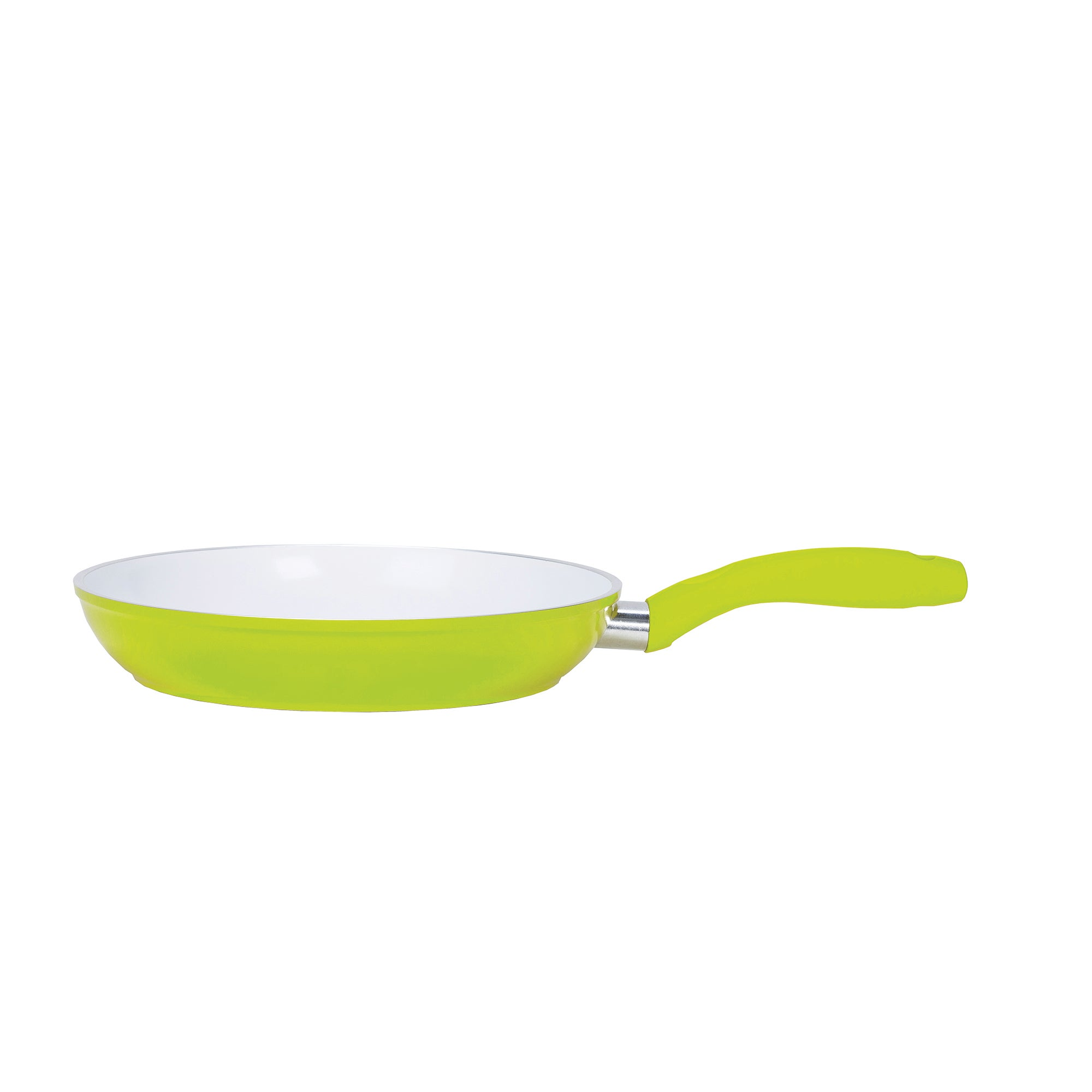 Photo of Jml ceracraft green 28cm frying pan green