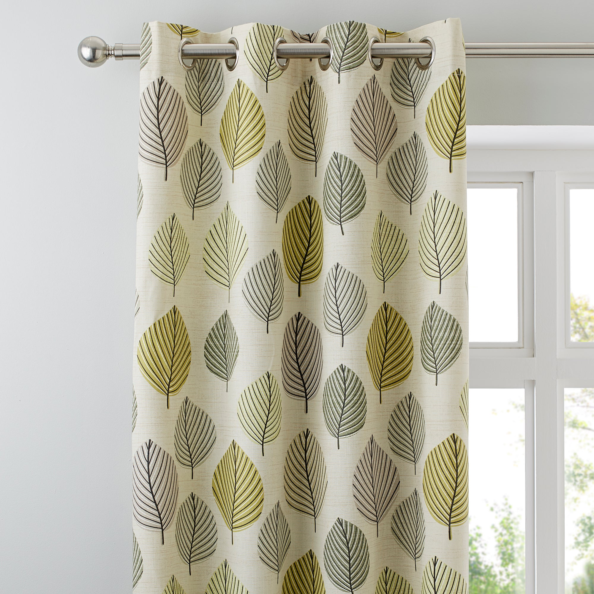 green eyelet curtains shop for cheap curtains blinds and save online. Black Bedroom Furniture Sets. Home Design Ideas