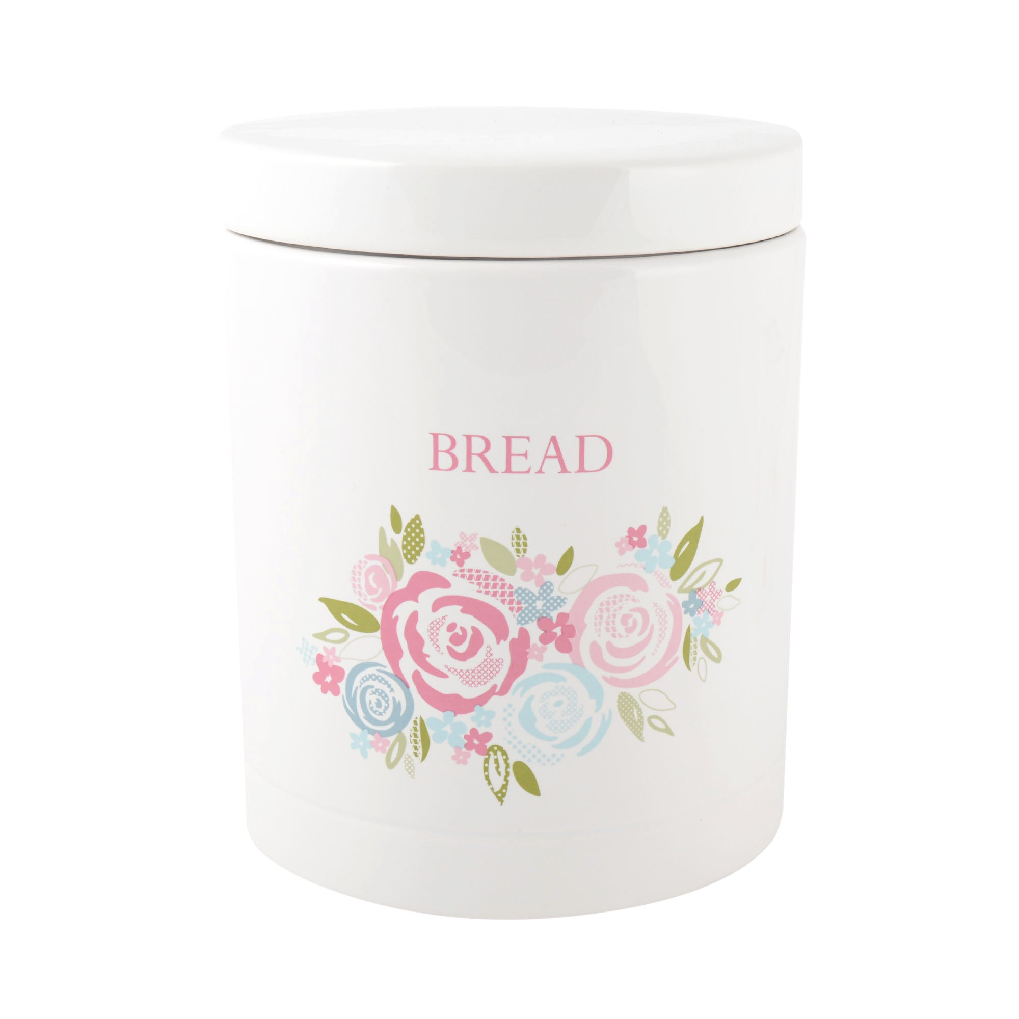 Image of Candy Rose Bread Bin Pink