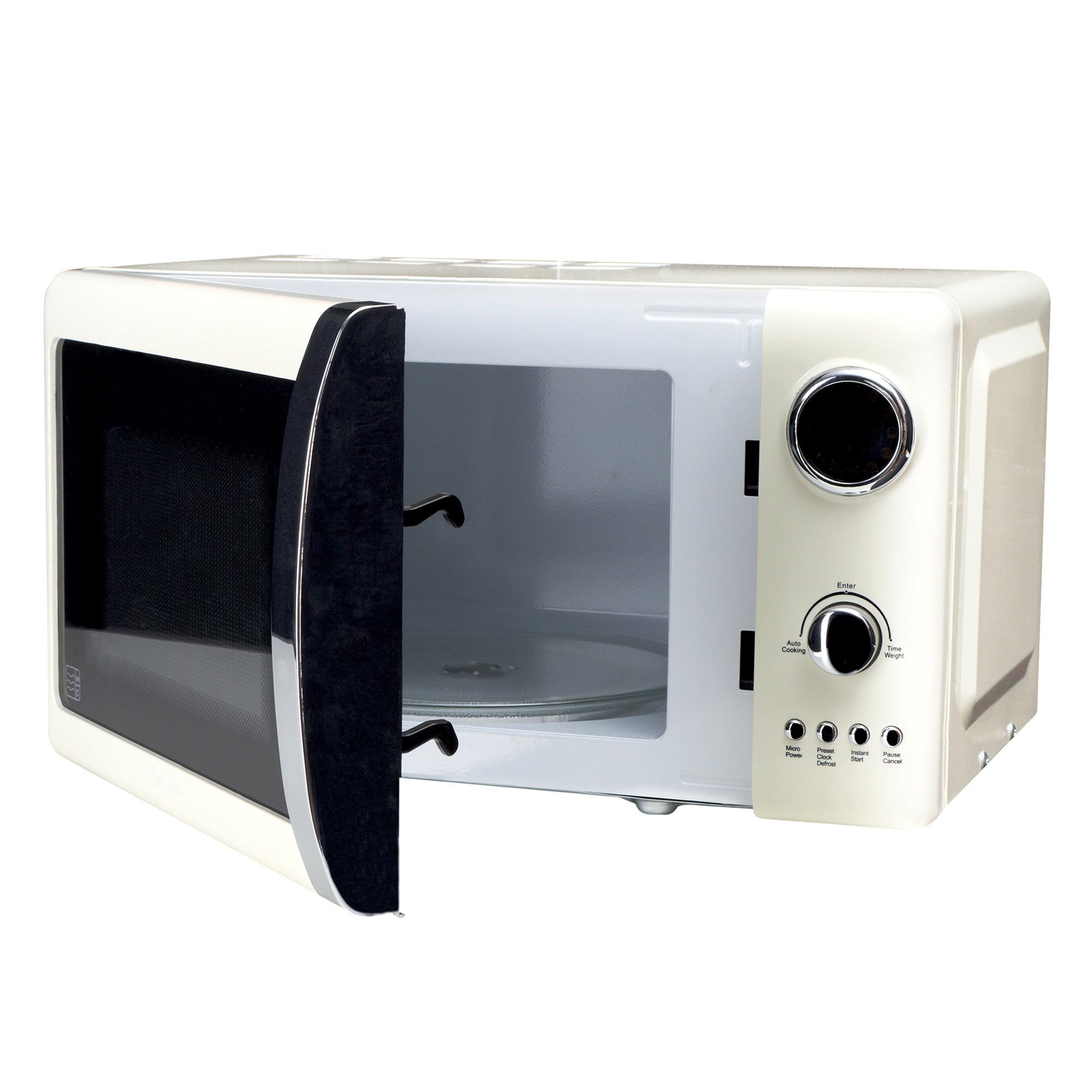 Candy Rose 700w Cream 20l Microwave