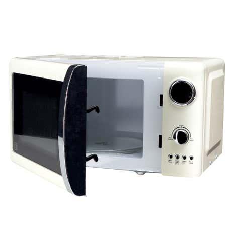 Candy Rose 700w Cream 20l Microwave