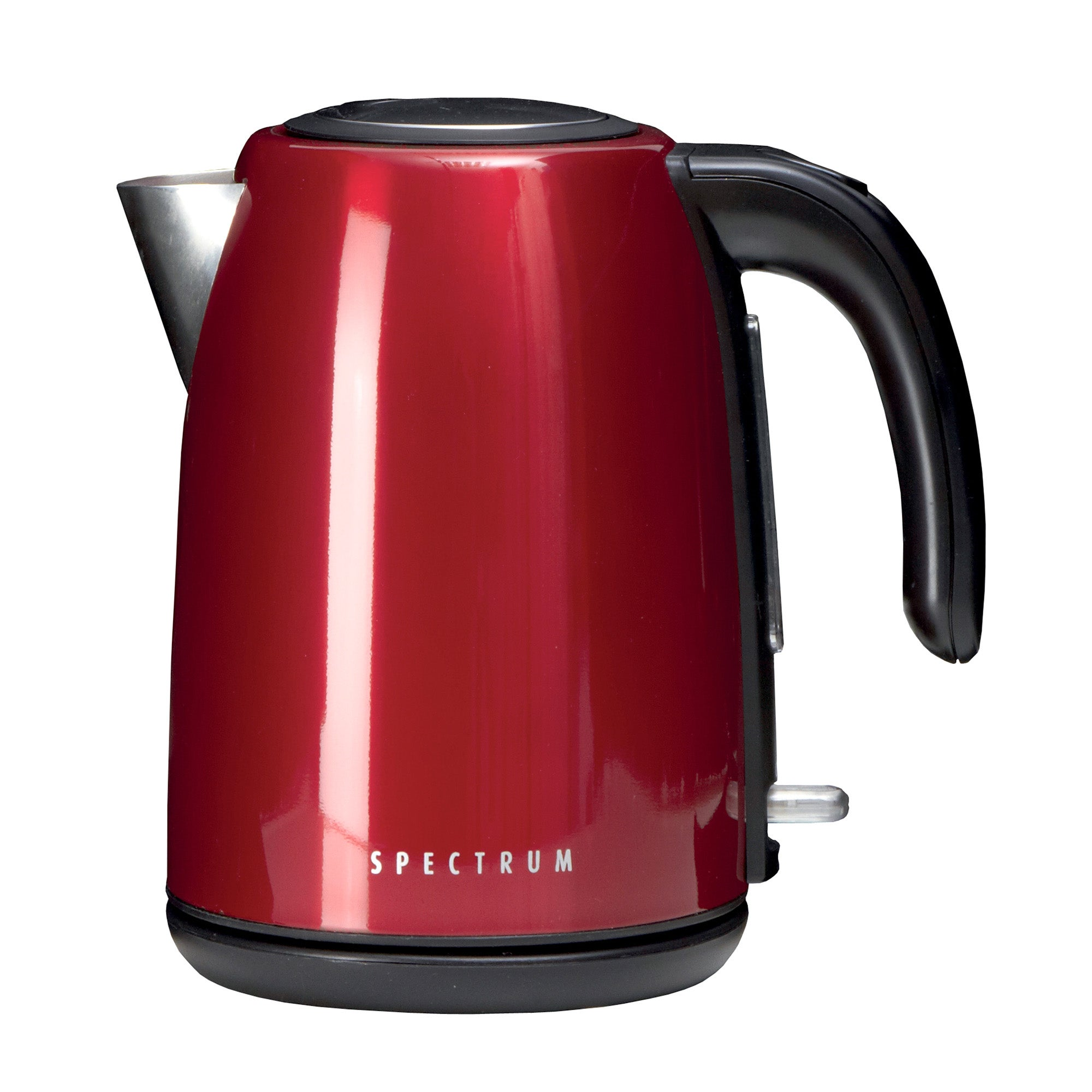 Spectrum 1.7L Red Rapid Boil Kettle Red