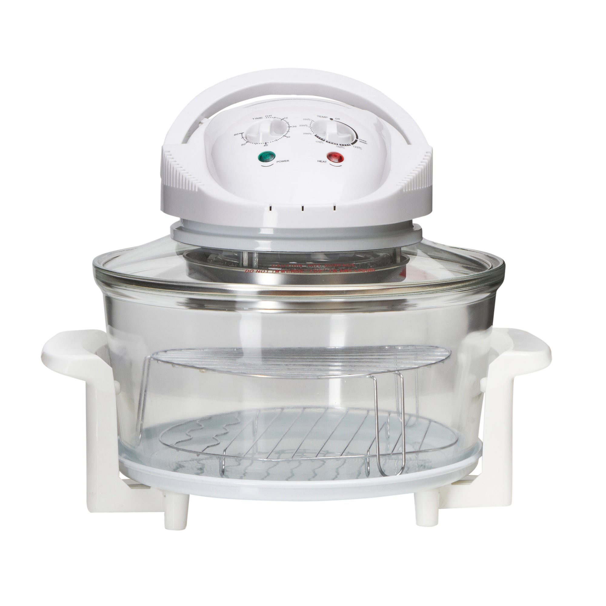 Halogen Table Top Oven White