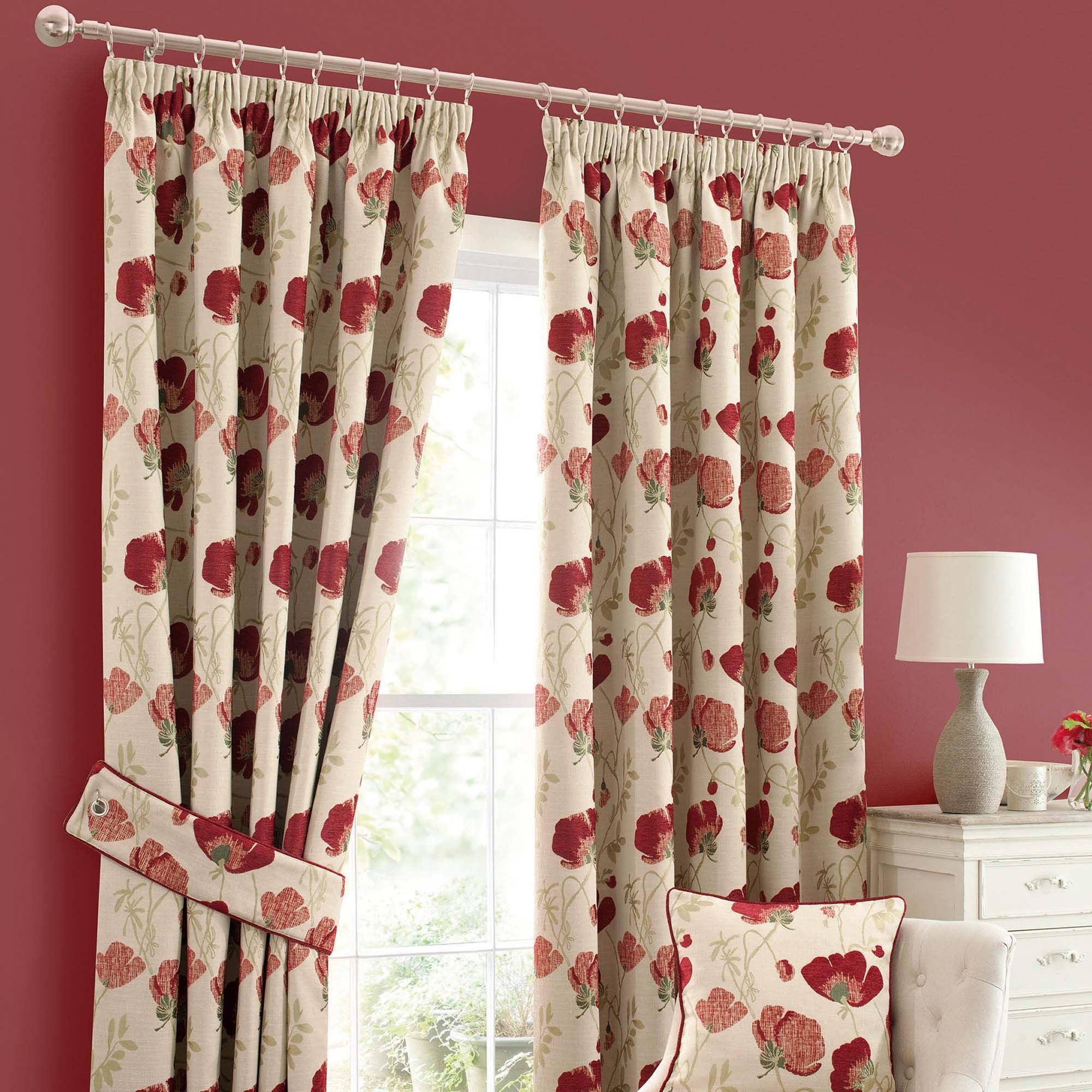 Floral Curtains   Dunelm
