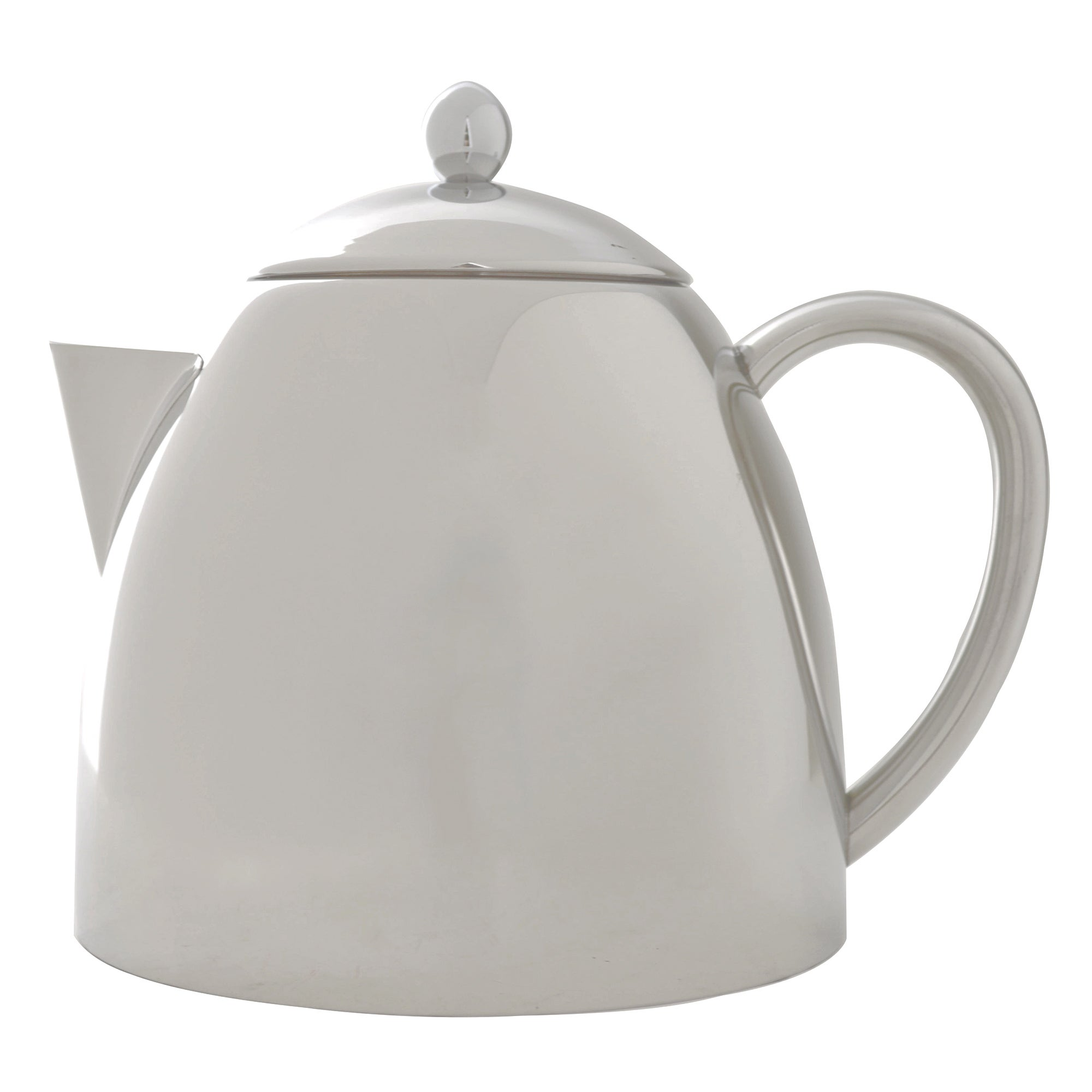 Image of 1.5 Litre Stainless Steel Teapot Silver