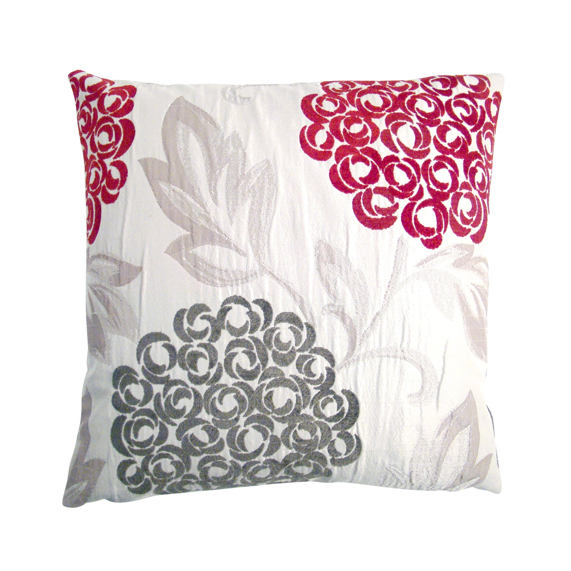 Photo of Rosetti cushion cover red