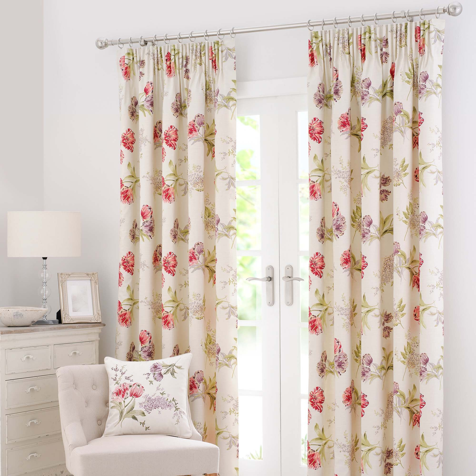 curtains lilac shop for cheap curtains blinds and save. Black Bedroom Furniture Sets. Home Design Ideas
