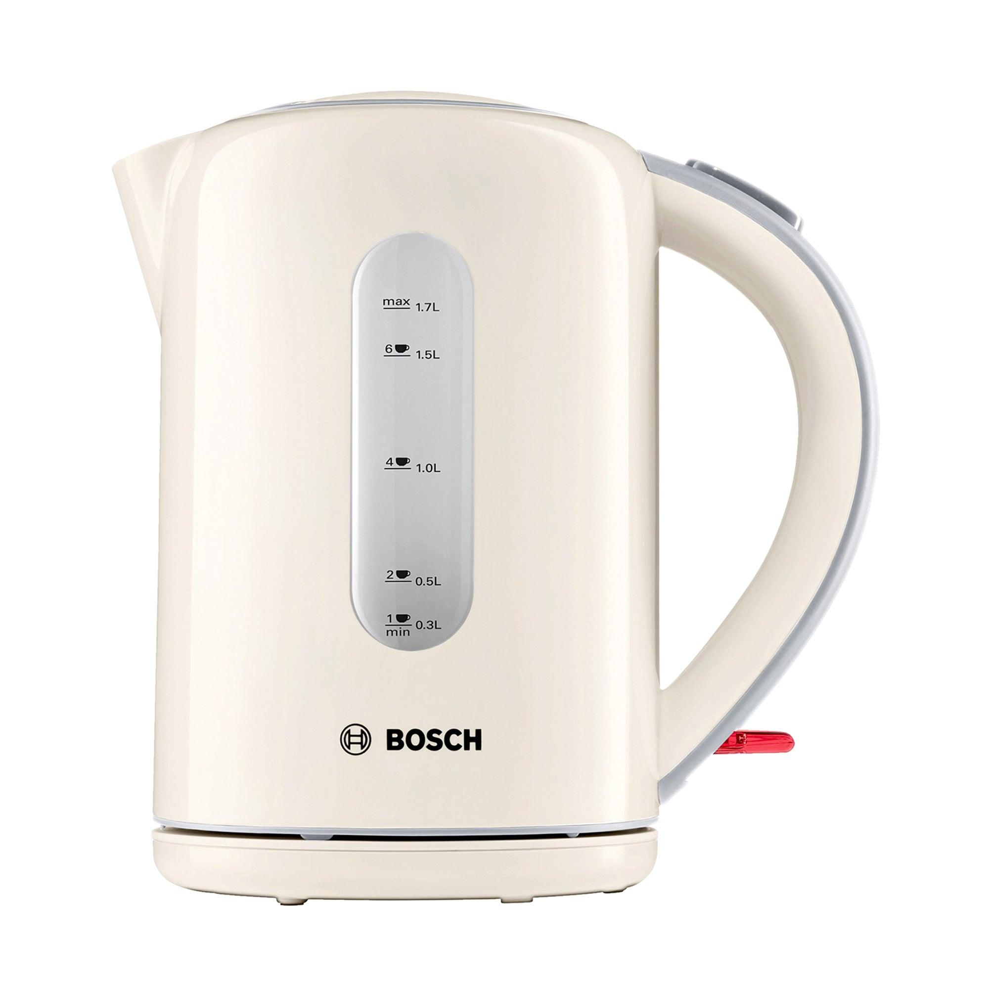 Bosch Village TWK7607GB 1.7L Cream Kettle Cream