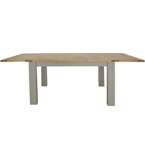 Loxley Grey Extending Dining Table