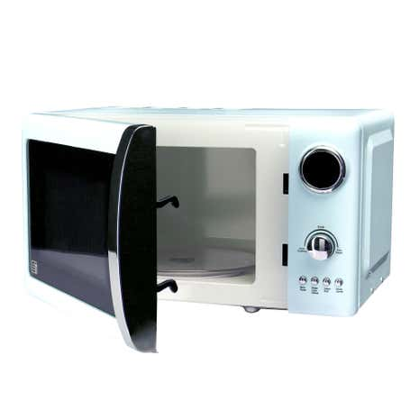 Candy Rose 700w Duck Egg 20l Microwave