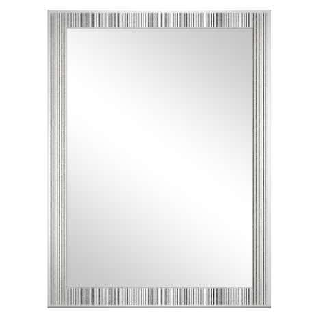 Vertical Sparkle Edge Mirror