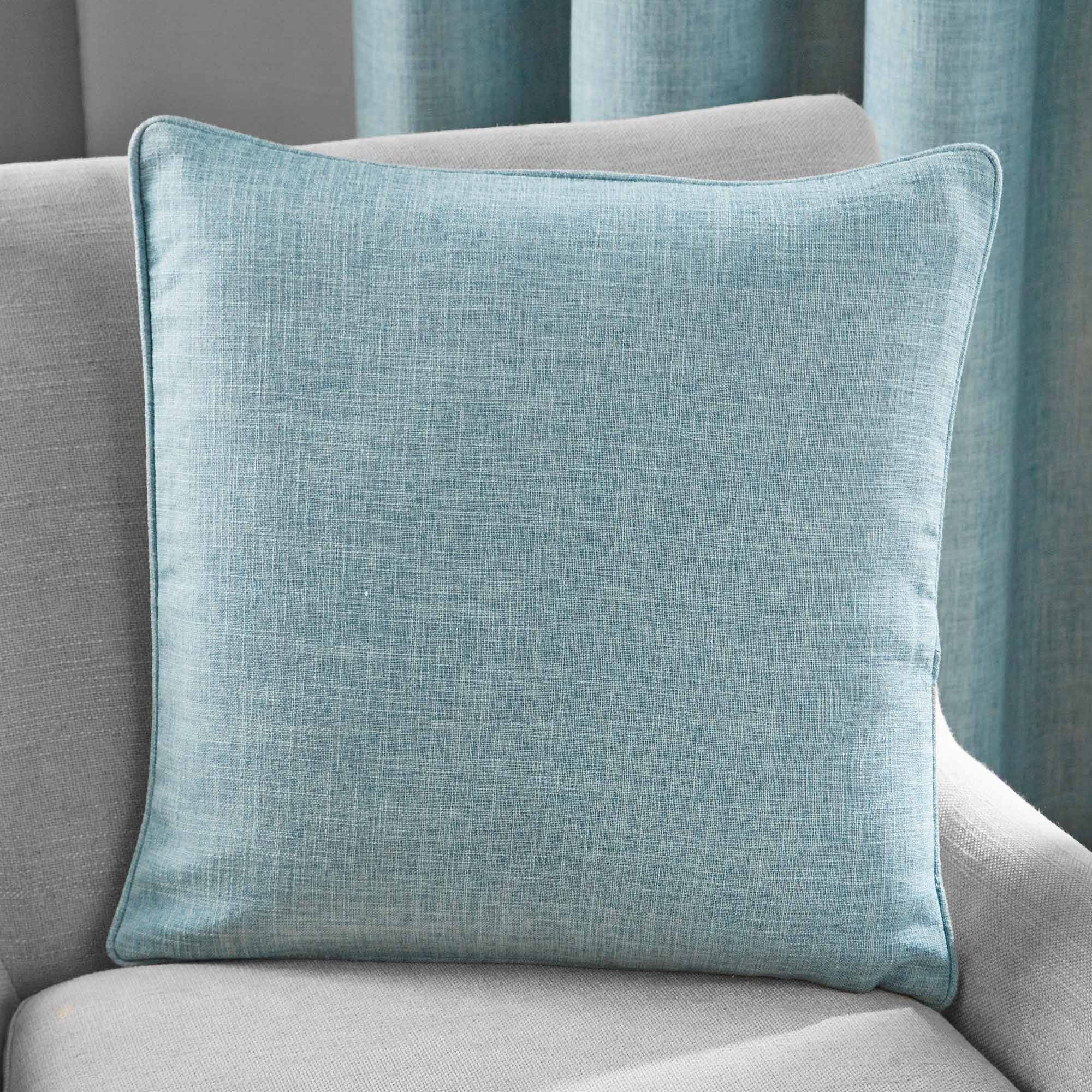 duck egg blue cushion shop for cheap house accessories. Black Bedroom Furniture Sets. Home Design Ideas