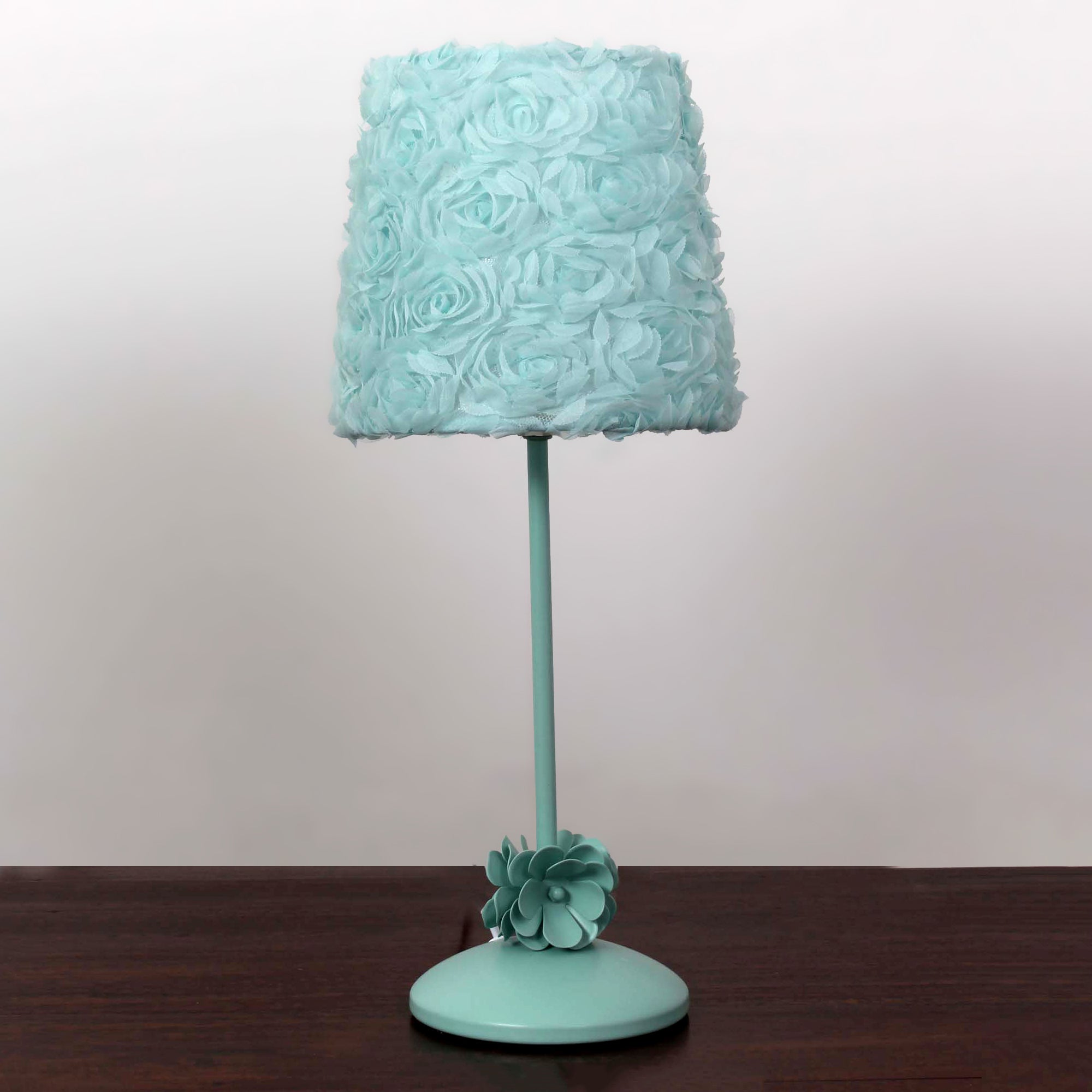 Duck egg table lamp shop for cheap lighting and save online for Space fabric dunelm