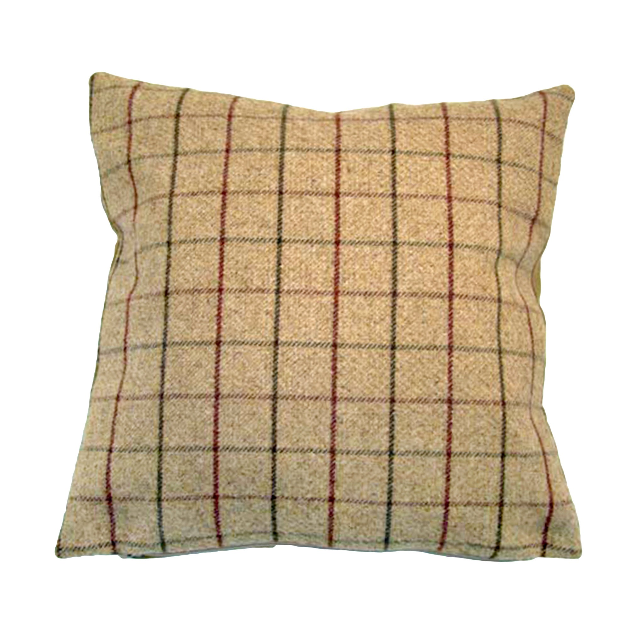 Photo of Banburgh cushion cover mulberry -red-