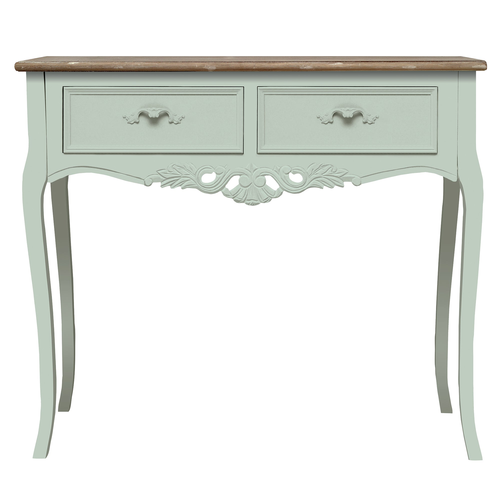 Photo of Camille duck egg dressing table duck egg blue