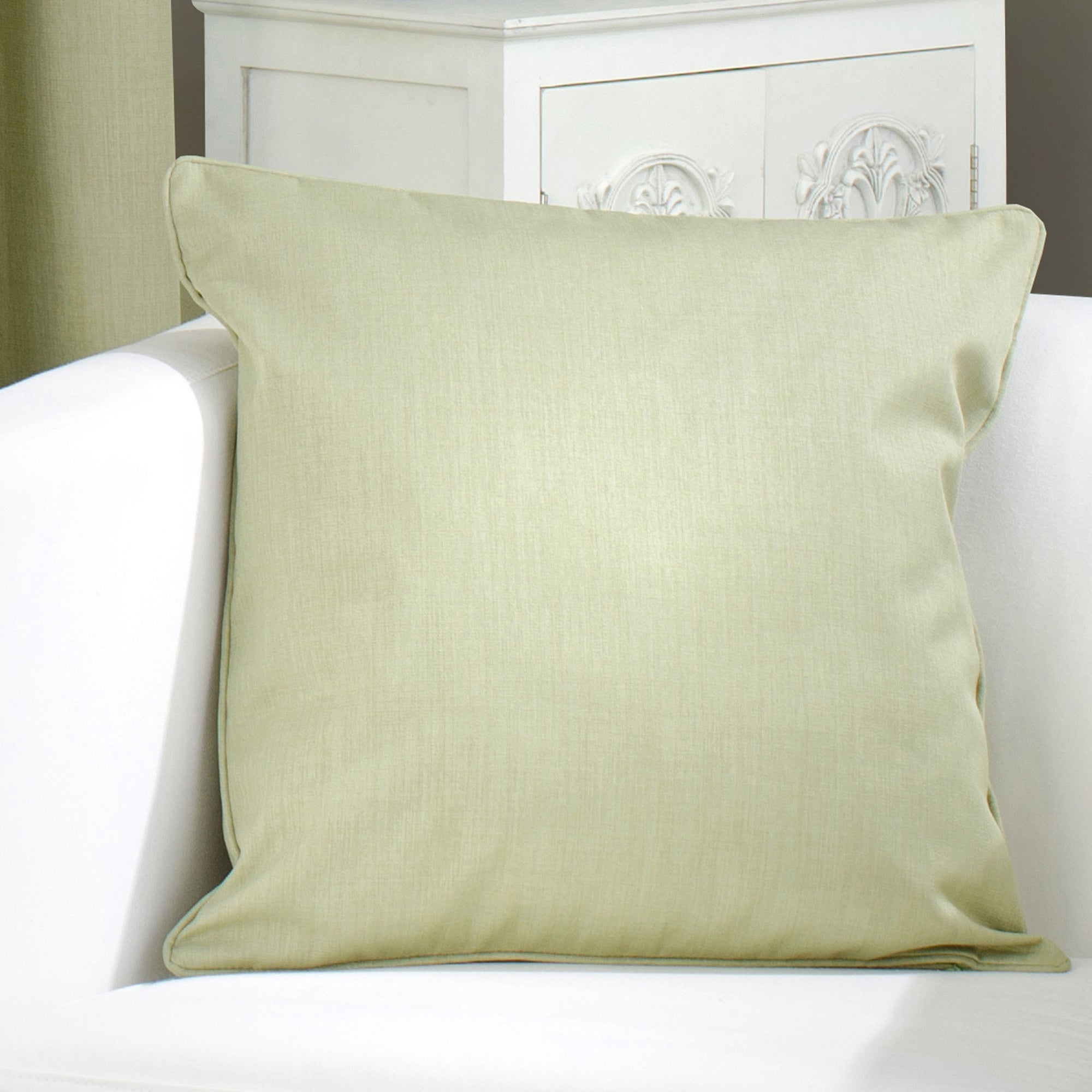 Photo of Solar green cushion cover green