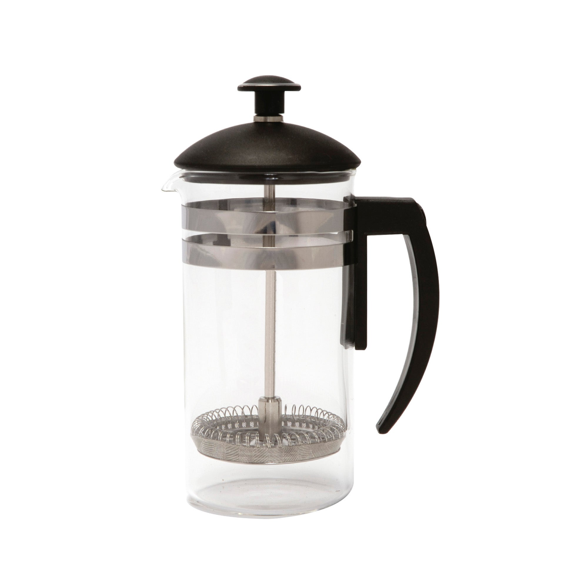 Image of 3 Cup Coffee Press Clear