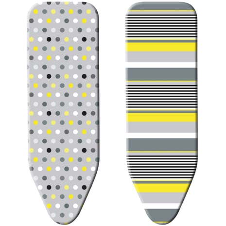 minky smart fit reversible ironing board cover