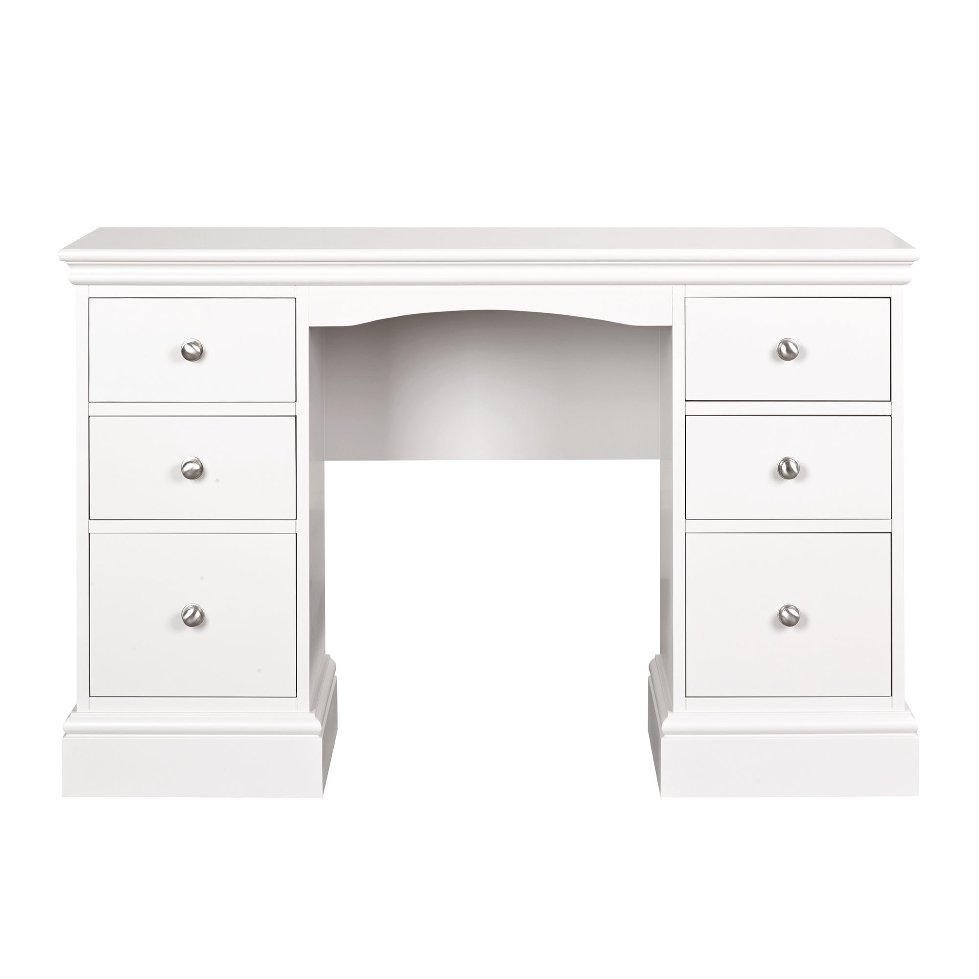 Photo of Blakely white dressing table white