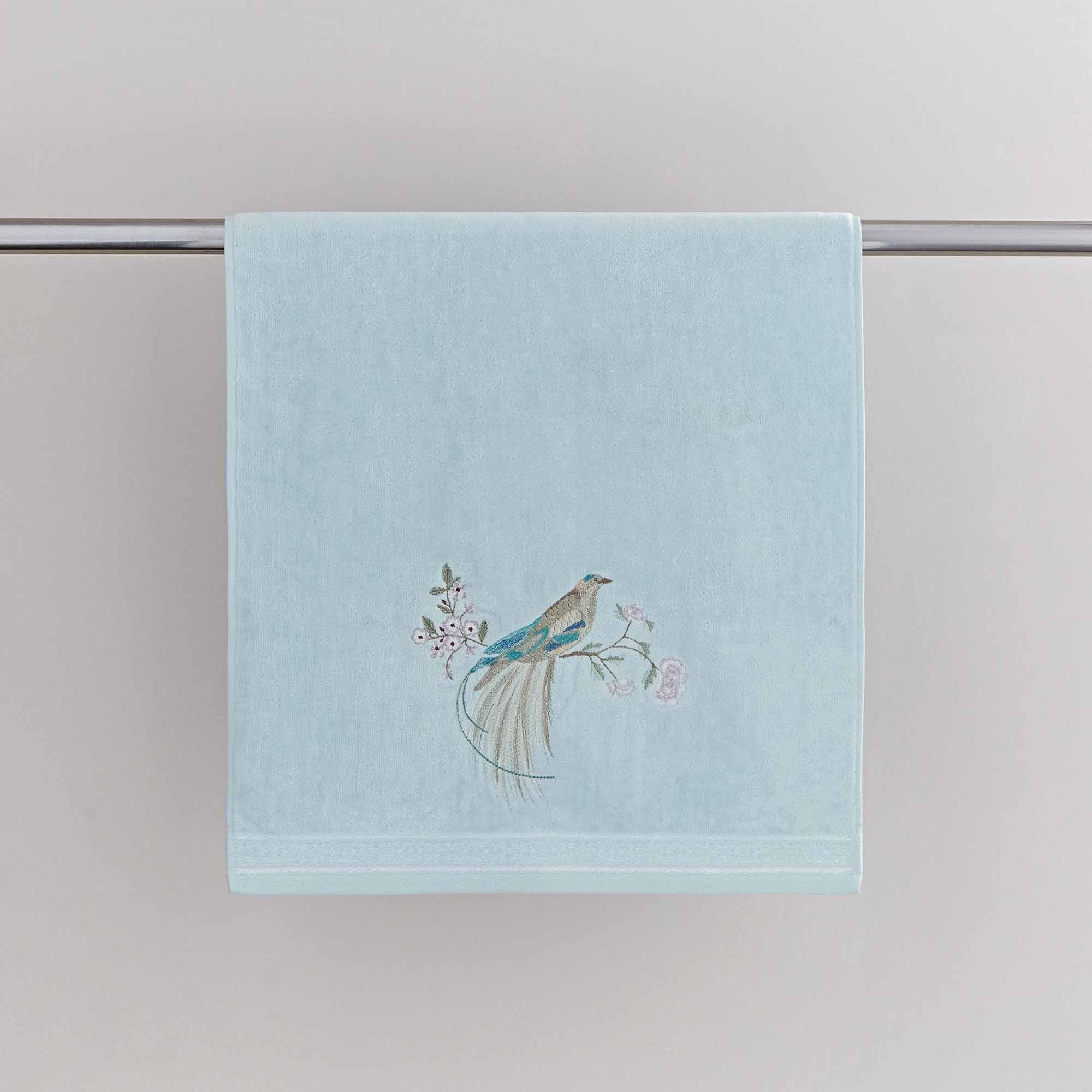 Photo of Dorma maiya towel duck egg blue