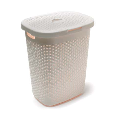 addis 50l natural laundry hamper