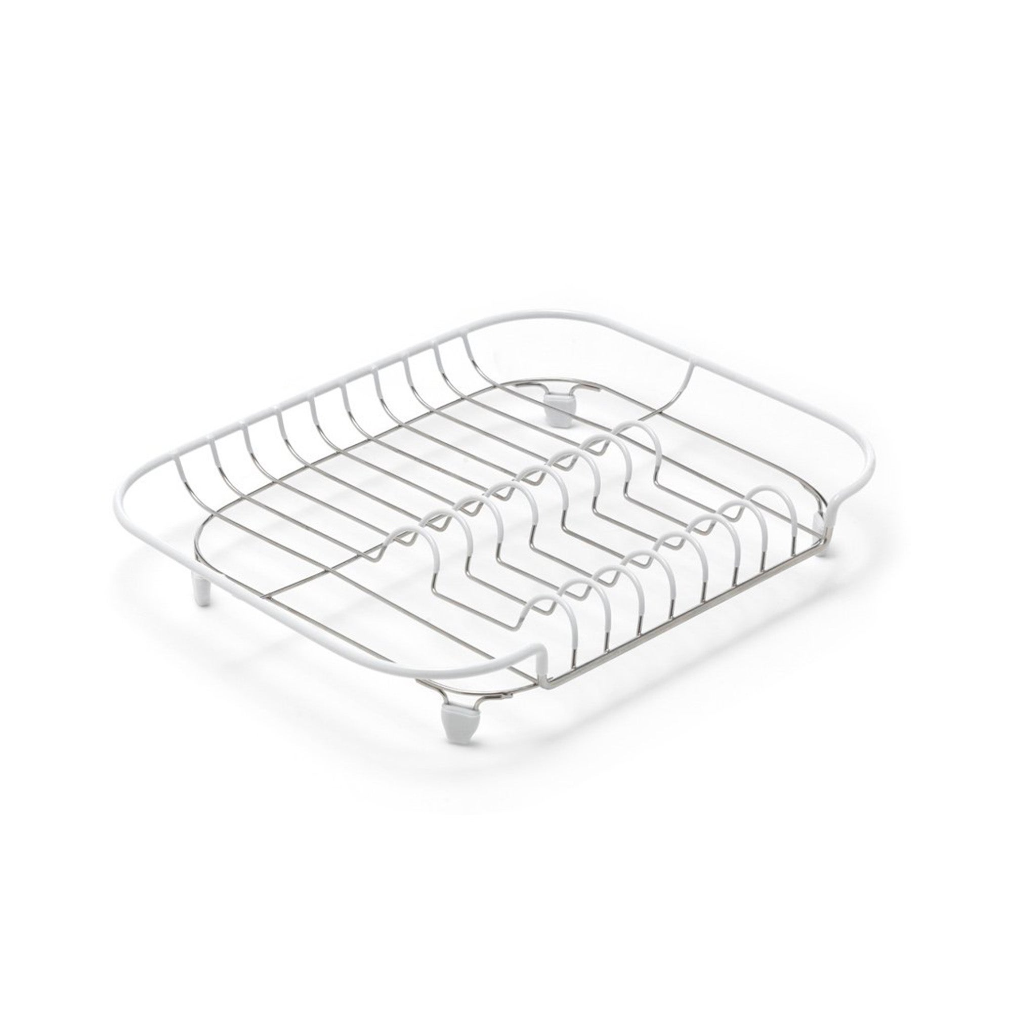 Photo of Addis compact draining rack silver