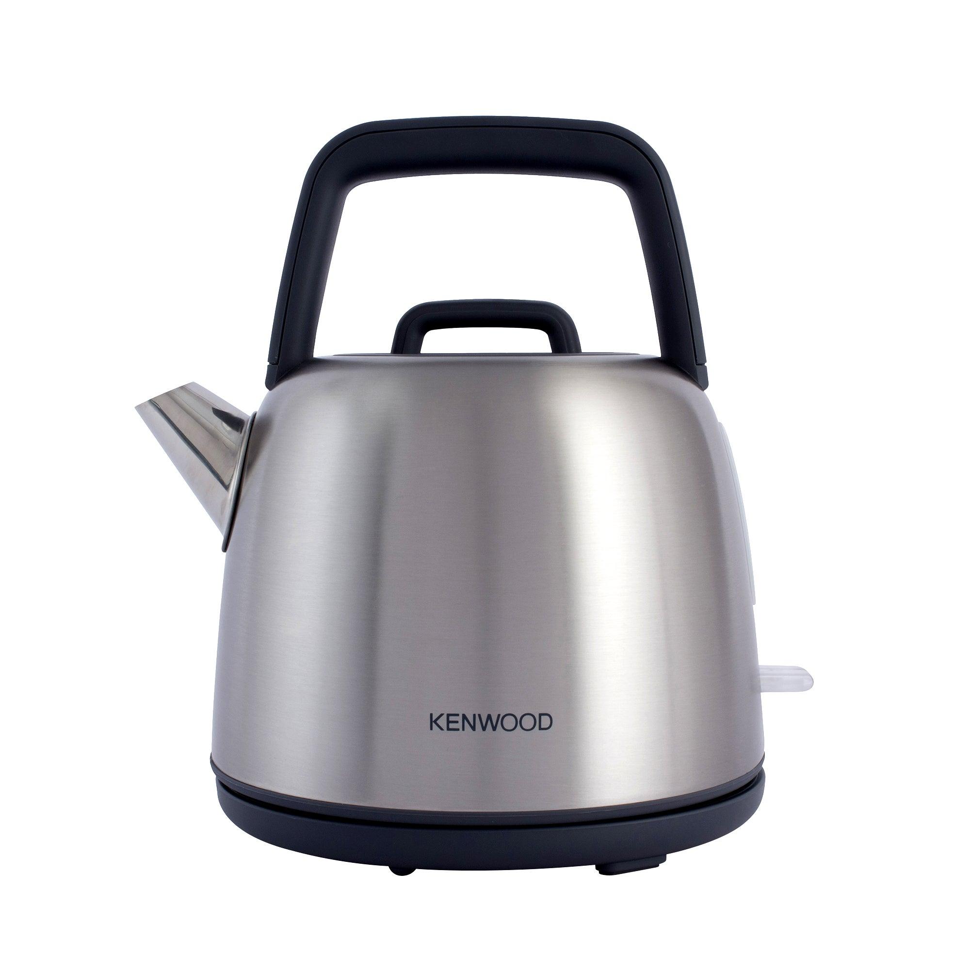 Kenwood Scene SKM460 1.5L Silver Kettle Silver