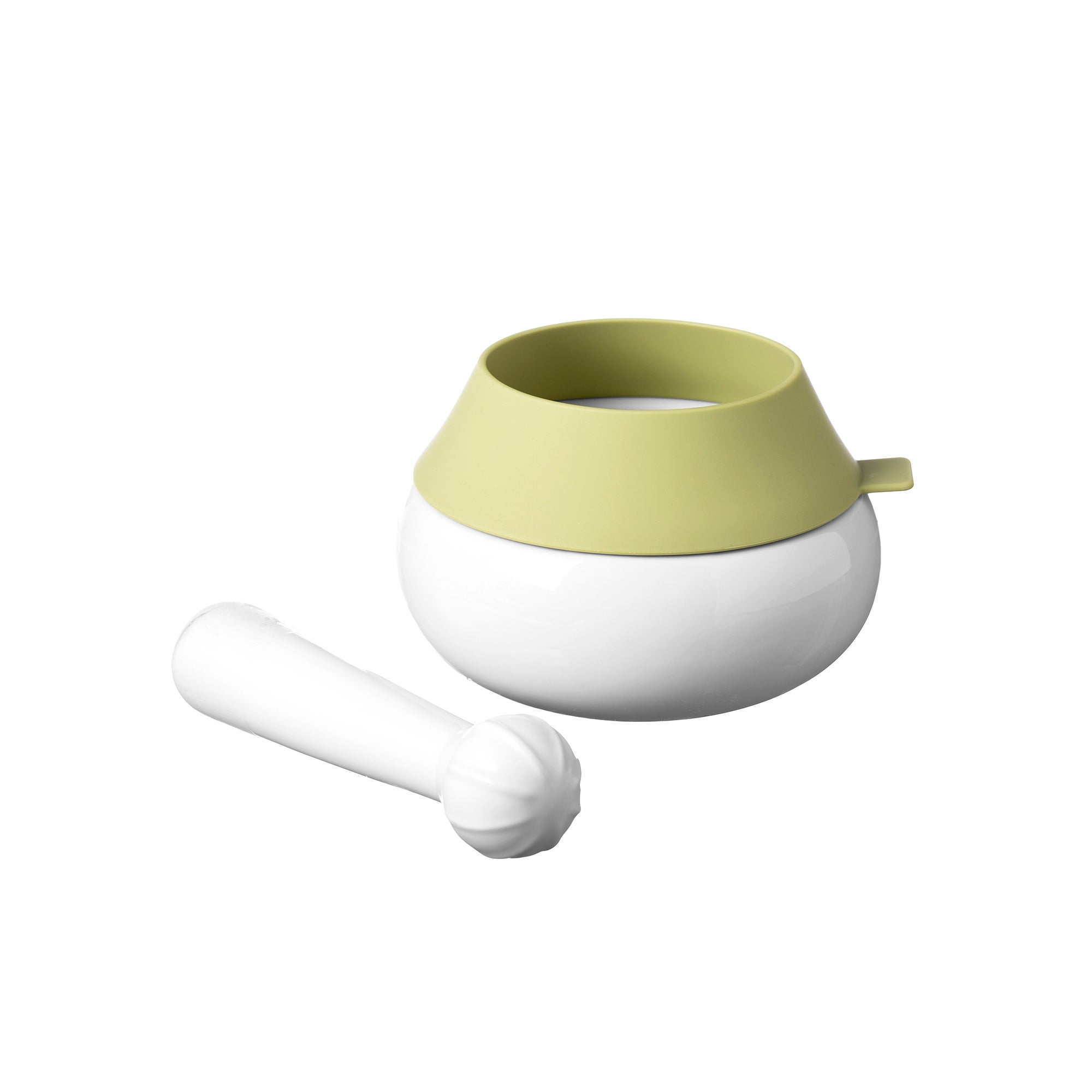 Photo of Typhoon seasonings pestle and mortar white