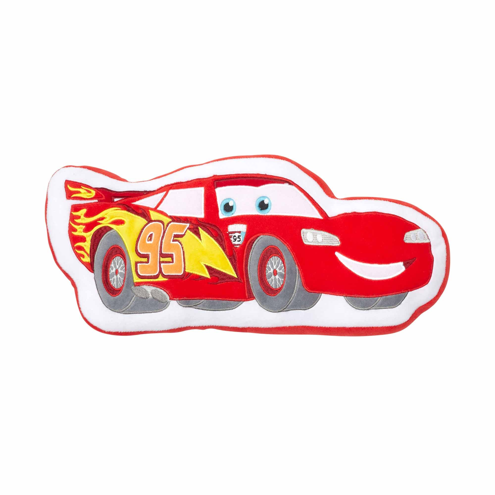 Image of Disney Cars 2D Cushion Red